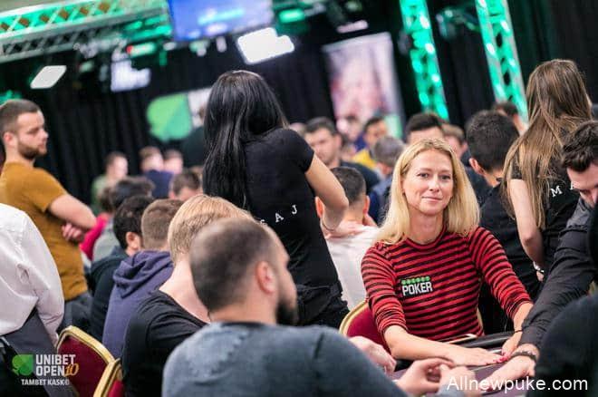 蜗牛扑克:Daiva Byrne 现身澳大利亚并提倡女性赛事