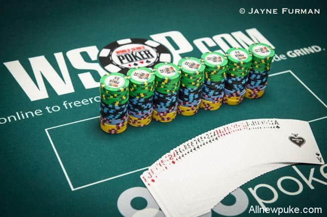 蜗牛扑克:谁将是下届WSOP系列赛的最大赢家?