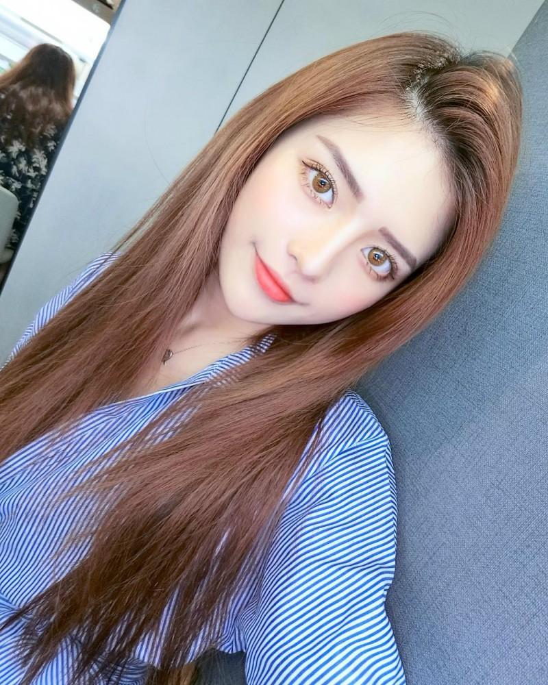 【蜗牛扑克】大学生正妹曾湘媛 水汪汪的大眼睛美女甜美诱人