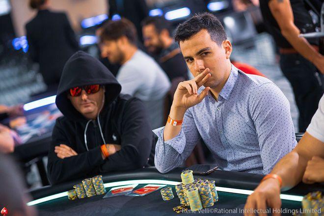 【蜗牛扑克】Lander Lijó谈克服下风期,自我的努力和坚持