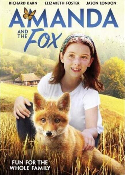 【蜗牛扑克】[阿曼達與小狐狸][DVD-MP4/1G][英语中字][饲养狐狸的10岁少女]