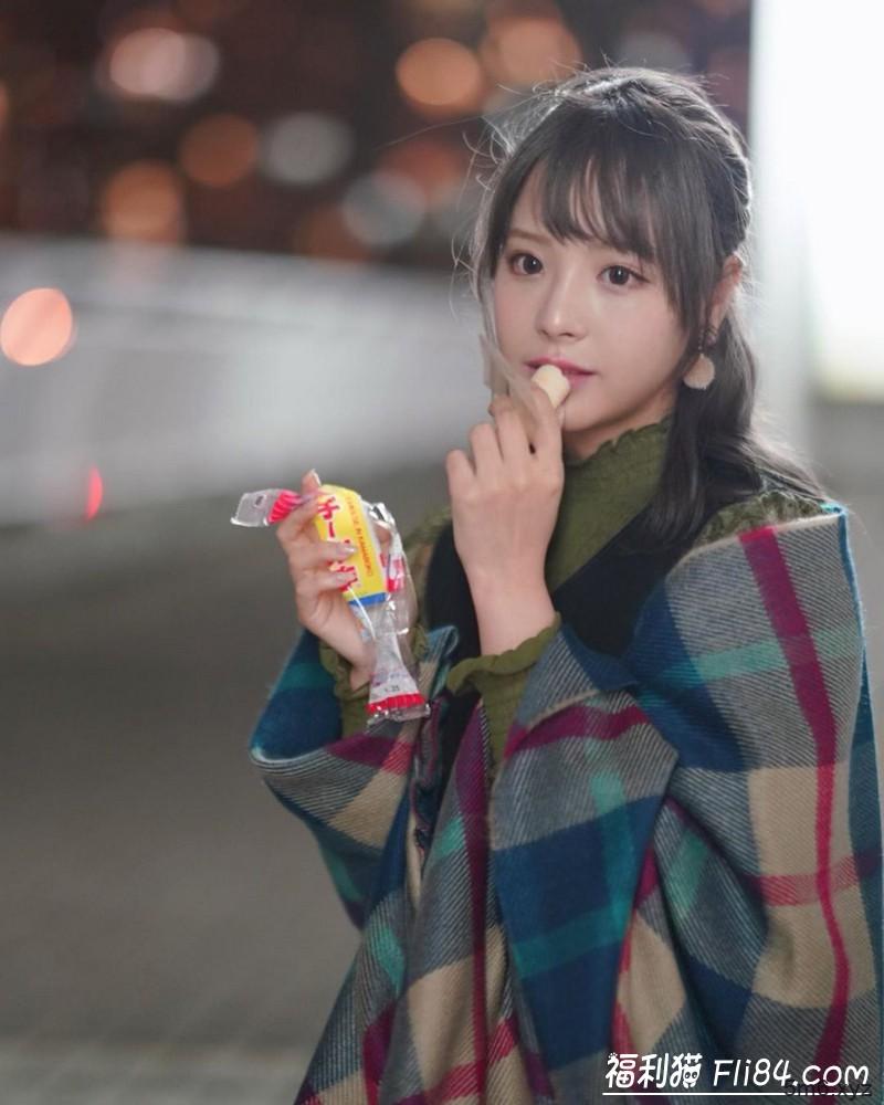 """【蜗牛扑克】吃货萝莉""""桃乃木かな""""一年间征服全日本拉面二郎 甜美""""事后照""""真的超呆萌!"""