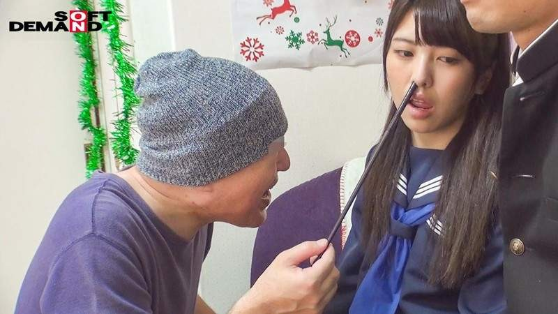 """【蜗牛扑克】SOD圣诞节特辑 痴汉大叔发挥""""替身能力世界""""找妹啪啪啪"""