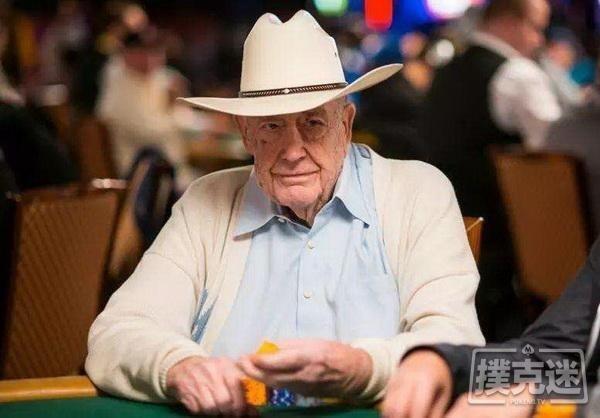 【蜗牛扑克】美国职牌Doyle Brunson的传奇一生:精彩纷呈如电影
