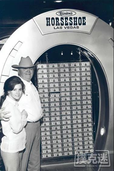 【蜗牛扑克】WSOP之父Benny Binion的传奇人生