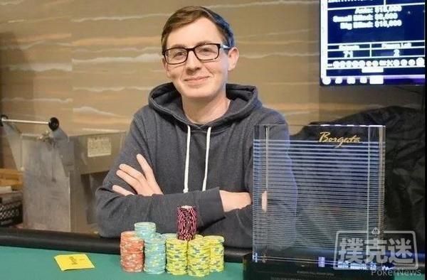 【蜗牛扑克】牌坛又一黑马,曾两个月收获百万美金的少年