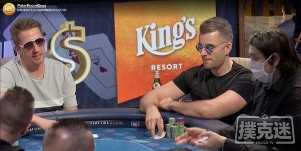 【蜗牛扑克】欧洲扑克市场复苏,国王娱乐场开放现场比赛