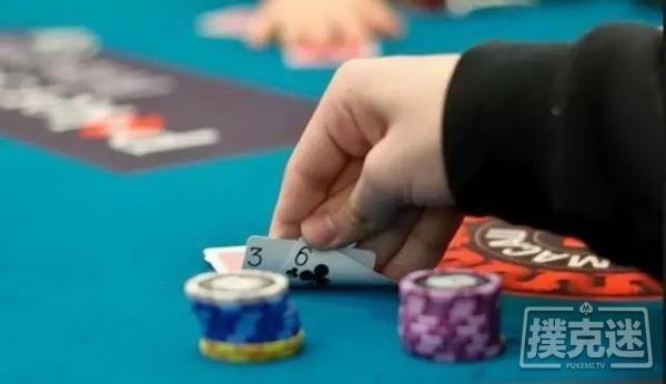 【蜗牛扑克】偷彩池必须知道正确的缠打时机