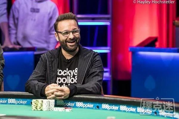 【蜗牛扑克】Daniel Negreanu的WSOP计划