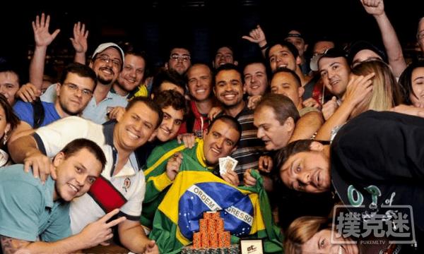 【蜗牛扑克】巴西WSOP冠军Akkari对担任拉美大使感到自豪