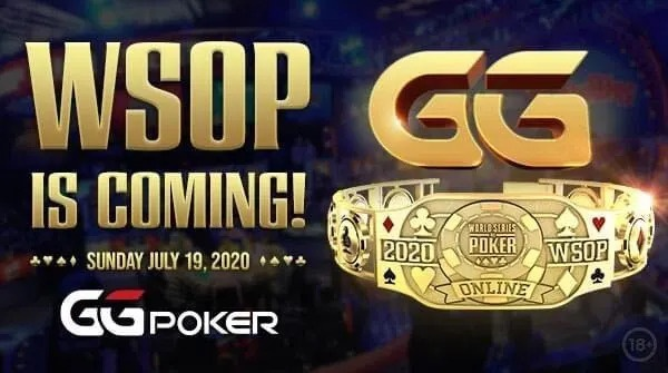 【蜗牛扑克】重磅消息!85枚WSOP金手鍊争夺赛,即将于7月在GGPOKER上开打