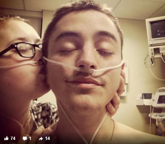 【蜗牛扑克】现实版的《五尺天涯》 囊肿性纤维化患者真爱故事令人感动