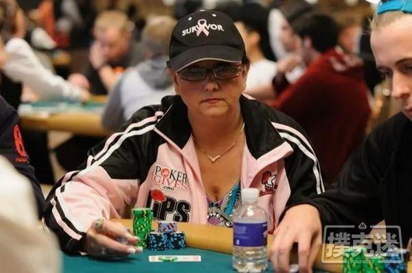 【蜗牛扑克】Ruth Hall被评为女子扑克协会年度最佳牌手