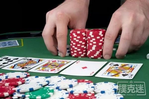 【蜗牛扑克】德州扑克这四种情况下拿到大牌应该跟注而非加注