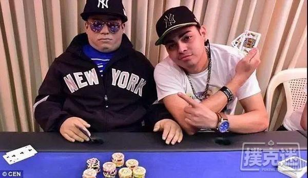 【蜗牛扑克】扑克玩家死后在自己葬礼上打牌!有图有真相