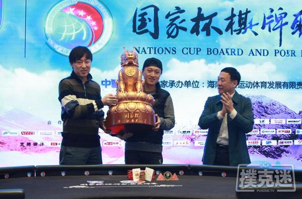 【蜗牛扑克】国人牌手故事 | 崛起于国家杯的纪夏青!