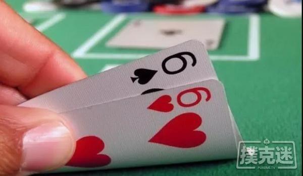 【蜗牛扑克】德州扑克技巧-在按钮位拿到小对子怎么打最好?
