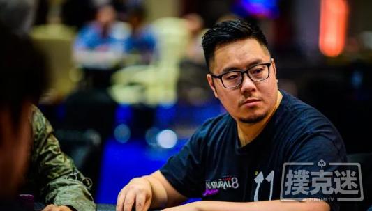 【蜗牛扑克】香港选手Danny Tang希望再赢一条金手链
