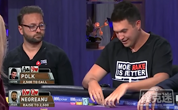 【蜗牛扑克】Doug Polk向丹牛发起挑战,是时候解决争执了吗?