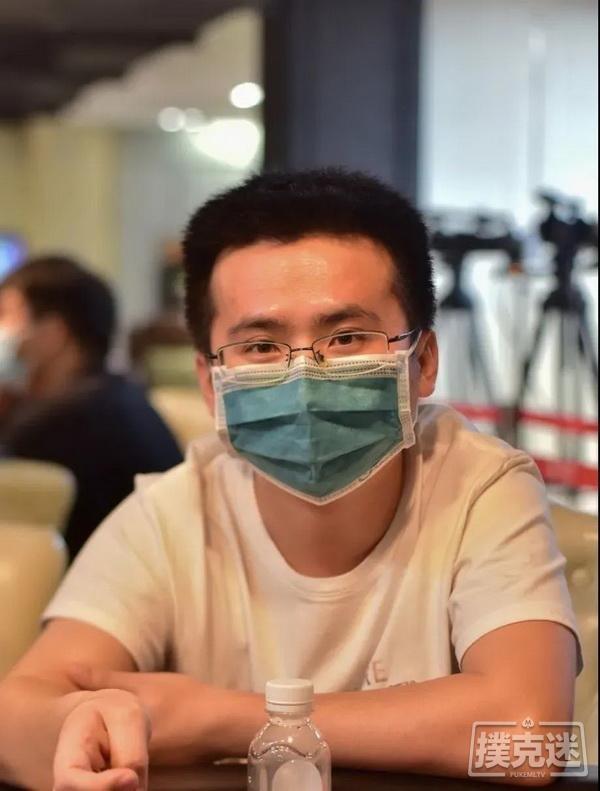 【蜗牛扑克】2020泰山杯 | 主赛事火爆开赛,王凯成为全场CL!