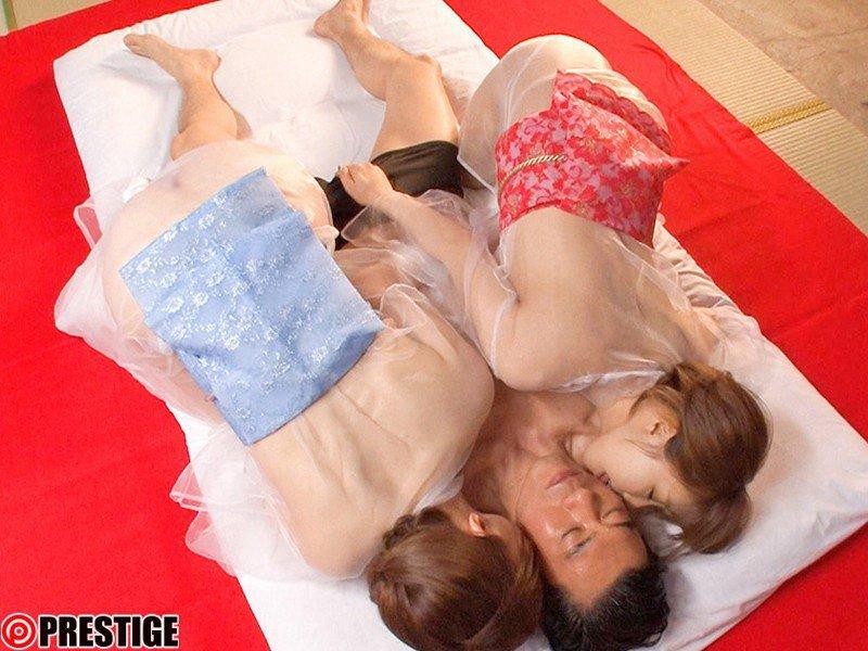 【蜗牛扑克】ABP-312 美女姐妹花彩美旬果和長谷川るい作品