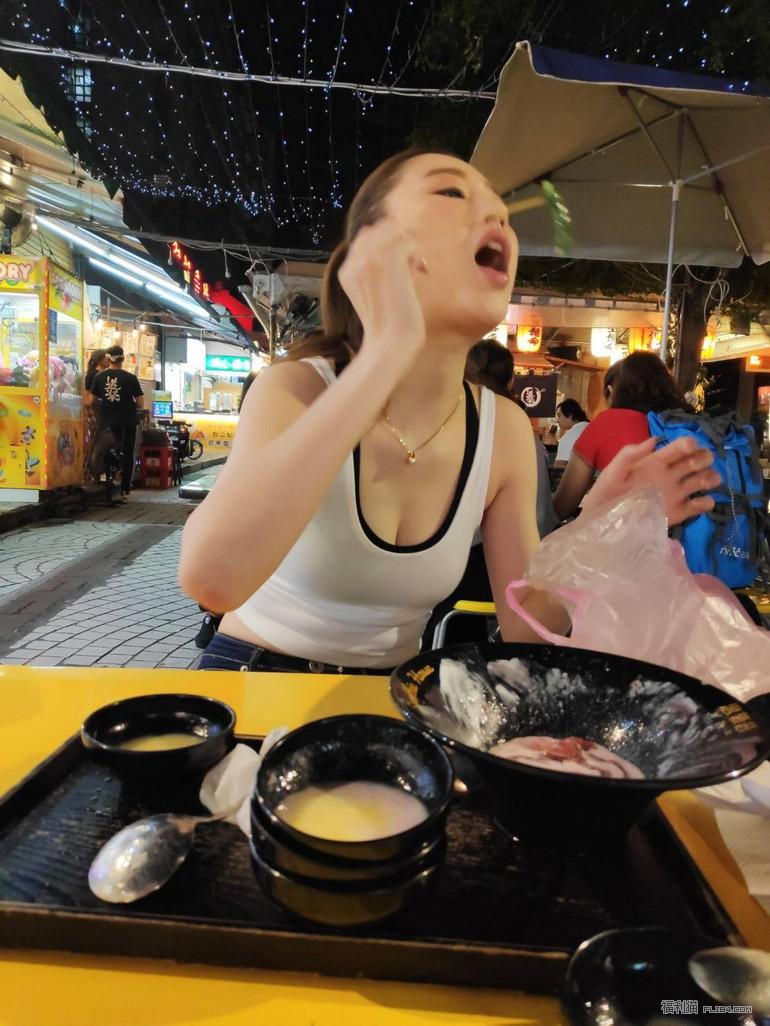 【蜗牛扑克】狂扫夜市吃不饱!新一代暴食王美竹すず(美竹铃)参见!