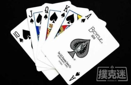 【蜗牛扑克】翻前弃掉AK,是不是打得太紧了-德州扑克策略