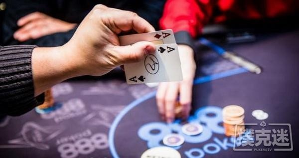 【蜗牛扑克】关于德州扑克中AA的一些小常识,你知道多少?