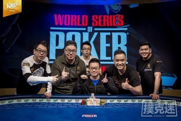 【蜗牛扑克】香港选手曾恩盛赢得职业生涯第二条金手链