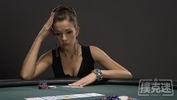 """【蜗牛扑克】面对弱鸡德州扑克玩家,有必要施展""""平衡""""这个高级打法吗?"""