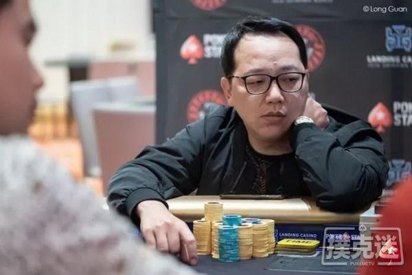 【蜗牛扑克】Big 50夺冠,中国选手冯华欢摘得金手链