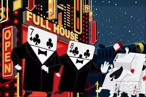 【蜗牛扑克】总是玩不好德州扑克同花连张?用3个牌例教你搞定它