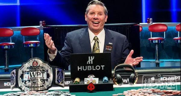 【蜗牛扑克】扑克界向Mike Sexton致敬