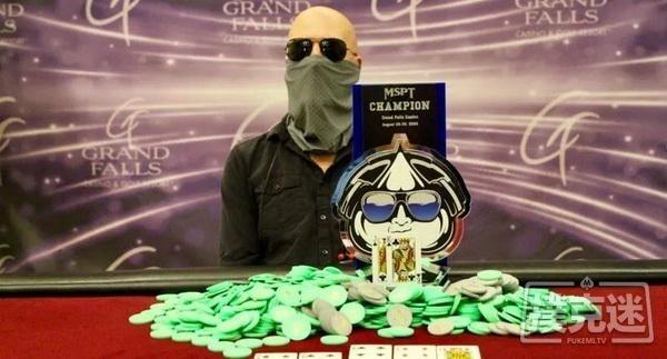 【蜗牛扑克】美国疫情以来的首次大型比赛吸引了518名选手参赛