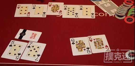 【蜗牛扑克】手把手教你玩德州扑克顶对