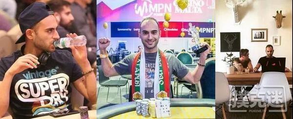 【蜗牛扑克】WSOP主赛事冠军Stoyan Madanzhiev
