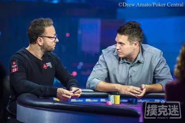 【蜗牛扑克】丹牛与Doug Polk的恩怨情仇