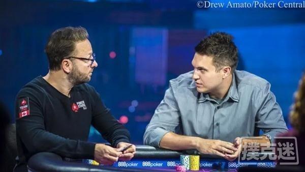 【蜗牛扑克】Polk vs. Negreanu的单挑赛会出现Slow roll吗?