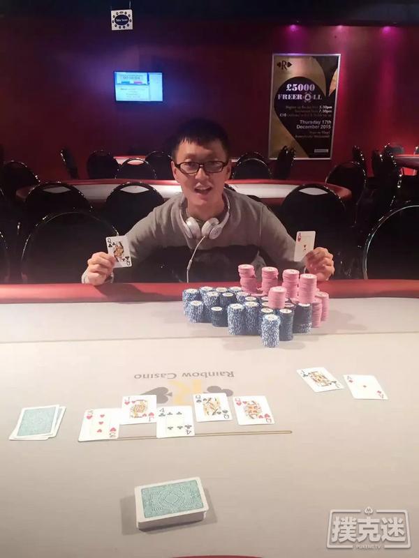 【蜗牛扑克】国人牌手故事 | 2019扑克之王吴亚轲:不断进步,不断比赛,不断跟上新时代!