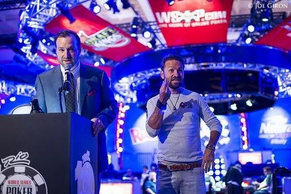 【蜗牛扑克】WSOP执行董事Ty Stewart分享主赛事及扑克名人堂细节