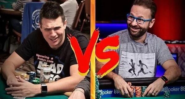 【蜗牛扑克】不怕输,丹牛准备将挑战赛扩大到10万手