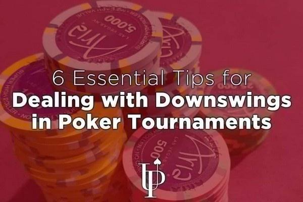 【蜗牛扑克】如何应对德州扑克锦标赛下风期的6点核心建议(二)