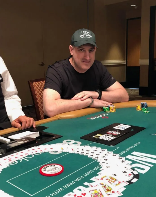 【蜗牛扑克】Distenfeld将WSOP主赛事奖金捐赠给慈善机构