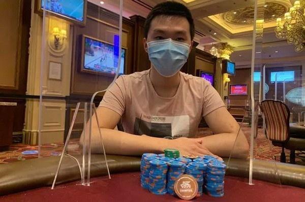 """【蜗牛扑克】华裔数学博士Ye""""YUAN365""""Yuan打入WSOP国内赛决赛桌!"""