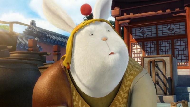 【蜗牛扑克】[兔侠传奇][BD-MKV/1.62GB][720P][国语中字][兔侠震撼来袭  颠覆武林至尊]