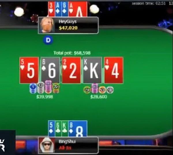 【蜗牛扑克】Phil Galfond将挑战赛优势扩大到54万刀