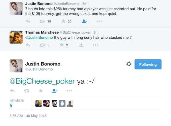 【蜗牛扑克】德州扑克搞笑的错误:玩家坐错了位置