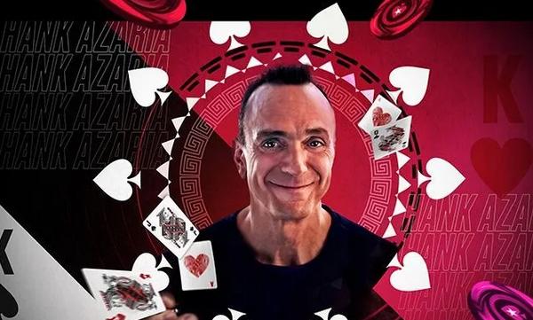【蜗牛扑克】辛普森一家配音师汉克-阿扎利亚携众星参加慈善比赛