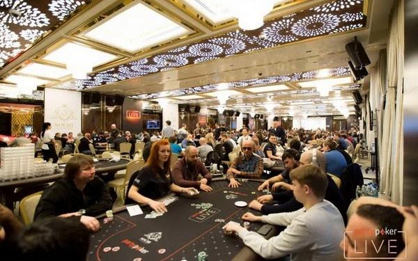 【蜗牛扑克】大量现场扑克系列赛即将在索契娱乐场展开
