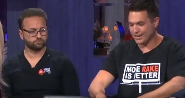 【蜗牛扑克】Doug Polk和Daniel Negreanu在争吵多年后终于言归于好?